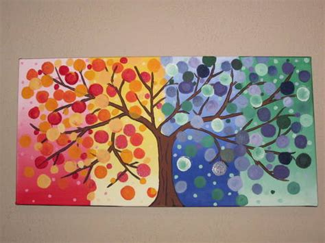 acrylic paint diy diy easy canvas painting ideas for home