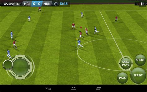 ea for android fifa 14 for android free fifa 14 the world s best football simulator