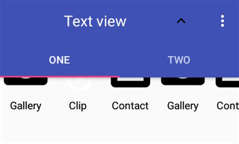 android layout overlay view how to overlay a view over the tablayout in android