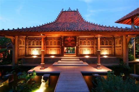 contoh desain  filosofis rumah adat yogyakarta