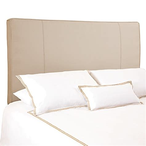 backdrop headboard backdrop bromley oyster brushed twill upholstered