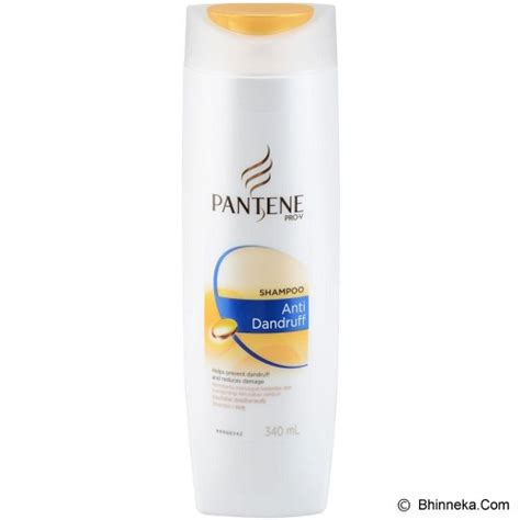 Harga Pantene 340ml jual pantene shoo anti dandruff 340ml 82214605
