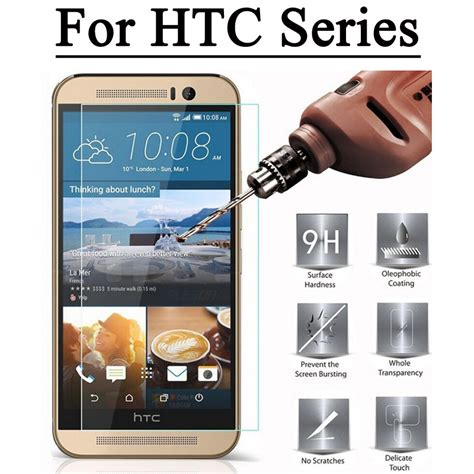 Tempered Glass Htc M8 Desire One 5 Inchi Screen Guard Anti Gores Kaca 2 5d screen protector tempered glass for htc one m7 m8 m9