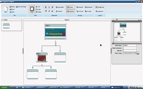 diagram design wpf diagram designer