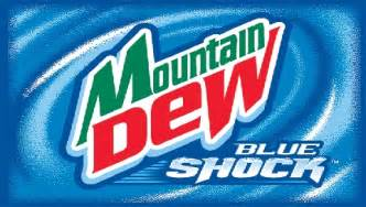 Image mountain dew blue shock jpg the mountain dew wiki flavors