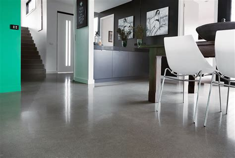 polished concrete floors pros and cons meze