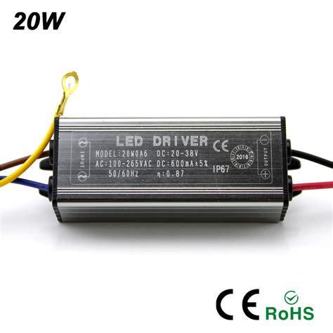 led möbelleuchte ynl 2016 new 10w 20w 30w 50w led driver adapter