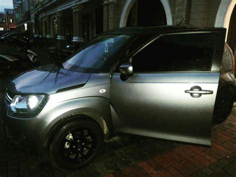 Suzuki Bekas Kredit Kredit Suzuki Ignis Mobilbekas