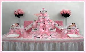 4 tier pink white centerpiece for by