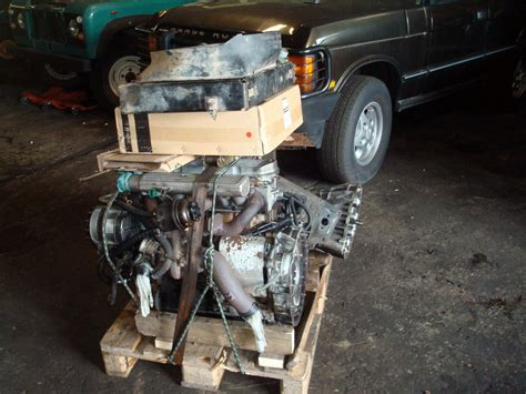 land rover diesel engine tdi turbo diesel land rover engine conversion swap kits