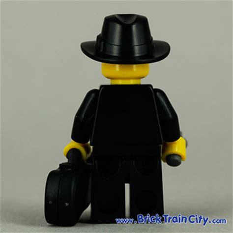 Lego Original Minifigure Gangster Series 5 gangster 8805 lego minifigures series 5 review