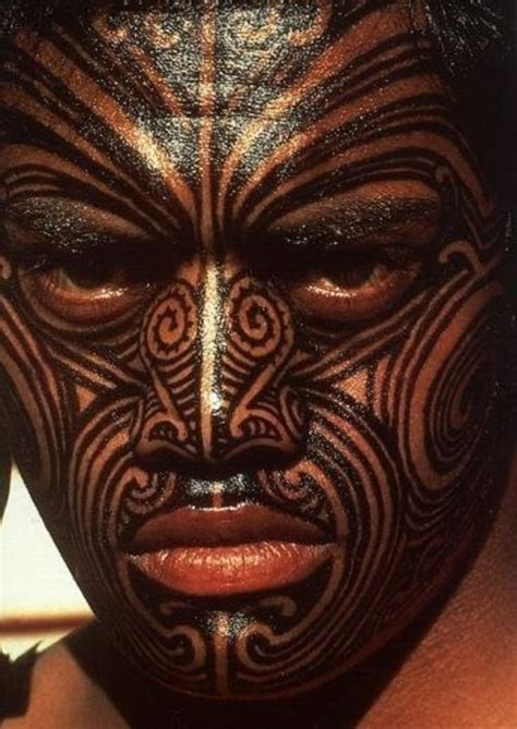 maori face tattoo designs maori tattoos photo gallery