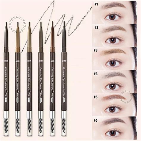 Etude House Drawing Eyebrow drawing eyebrow slim makeup house