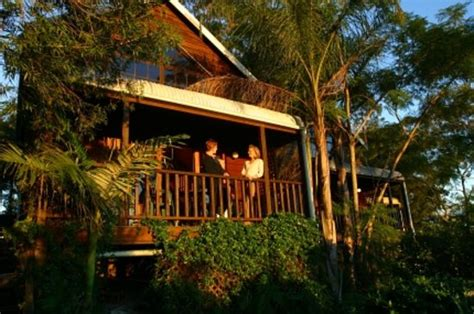 Mount Tamborine Accommodation Cabins by The Place Chalets Mount Tamborine Australia