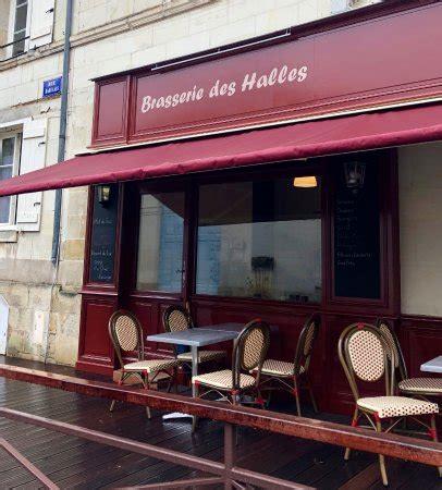 Azay Le Rideau Restaurant by Brasserie Des Halles Azay Le Rideau Restaurant Avis