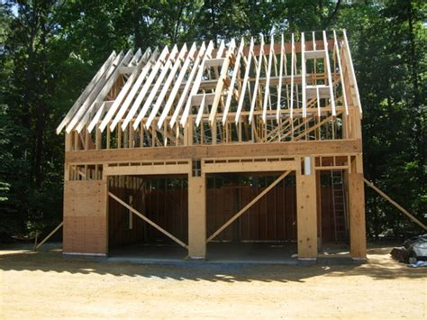 how to build a car garage the garage plan shop blog 187 building a garage