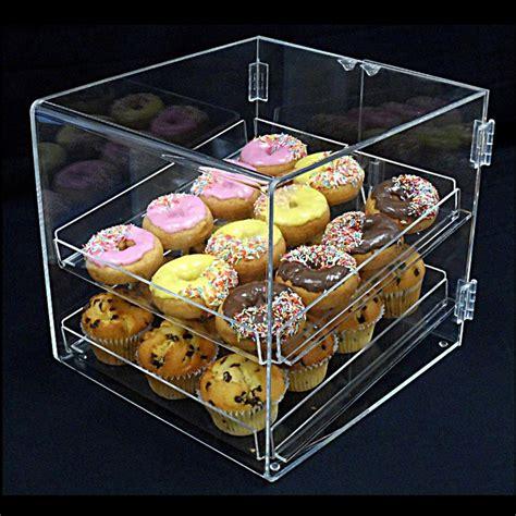 Box Acrylic Roti akrilik layar roti donat etalase buy product on alibaba