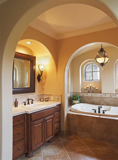 Mediterranean Style Bathrooms Sensational Discount Arch Mirrors Decorating Ideas Gallery In Bathroom Mediterranean Design Ideas