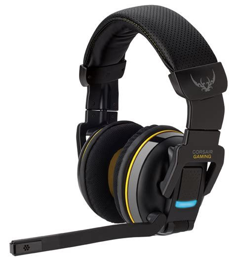 Corsair Headset Gaming Void Wireless Dolby 71 Special Edition Yellow 1 corsair gaming h2100 wireless dolby 174 7 1 surround gaming