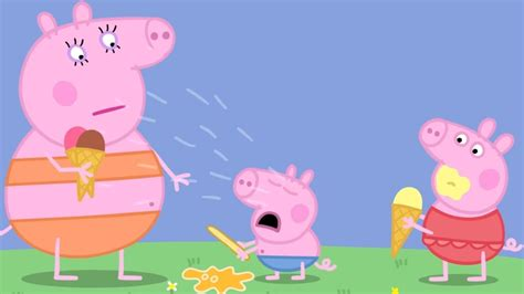 peppa pig peppa and b00wj763u8 peppa pig english episodes new compilation 8 1 hour 057 youtube