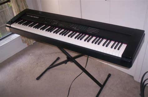 Keyboard Roland Rd 500 roland rd 500 digital piano reverb