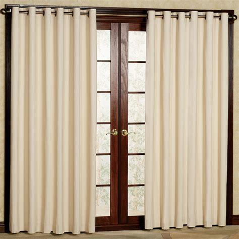 door with curtains slider door curtains 8520