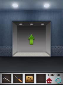 100 Doors Floor Escape Level 18 - 100 floors level 18 walkthrough