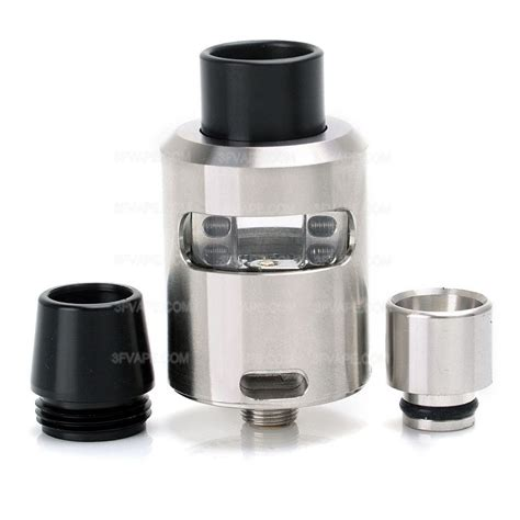 Authentic Avocado 24 Bottom Airflow Rdta Atomizer Black Ss buy authentic geekvape avocado 24 bottom airflow rdta atomizer 24 bottom airflow ss glass