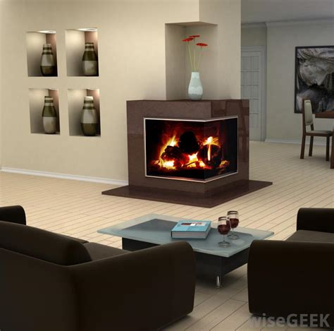 Ventless Fireplace Gas by What Are Ventless Gas Fireplaces With Pictures