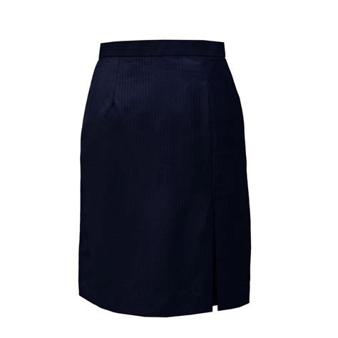 jeetly skirt navy blue suit skirt