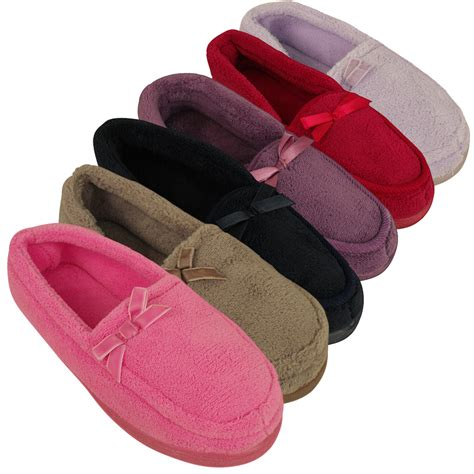 womens luxury slippers new moccasin luxury slipper moccasins slippers