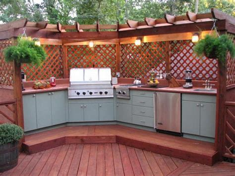 Inexpensive Outdoor Kitchen Ideas Diy Outdoor Kitchen Plans Free Outdoor Kitchen
