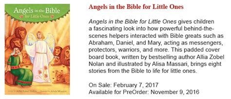 Angles In The Bible Storybook Murah in the bible storybook allia writes