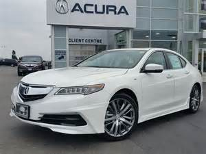 Acura Tlx White 2016 Acura Tlx V6 Advance Sedan White Color