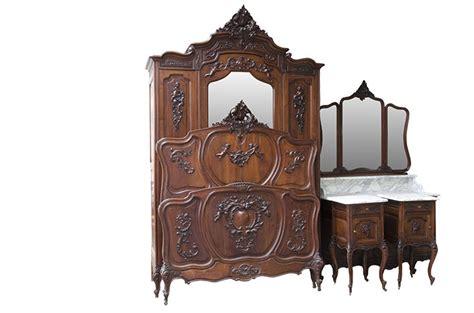 Louis Xv Bedroom Furniture Louis Xv Bedroom Set 5 Pieces Versmissen Antiques