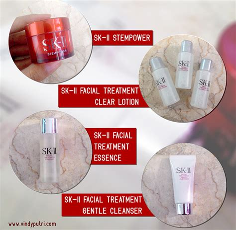 Sk Ii Travel Size sk ii paket travel size a prize giveaway by haloterong