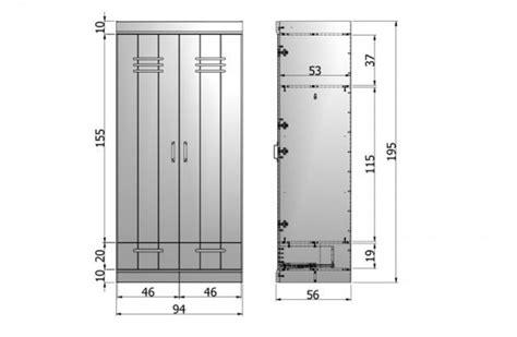 kleiderschrank 94 cm breit kleiderschrank mit 2 schubladen wei 223 schrank breite 94 cm