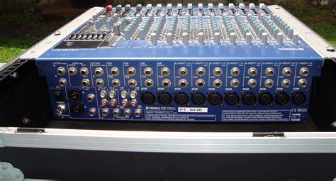 Mixer Yamaha Mg 16 Fx yamaha mg16 6fx image 464927 audiofanzine