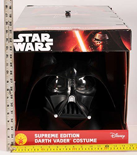 supreme edition darth vader costume rubie s costume s wars collector supreme edition
