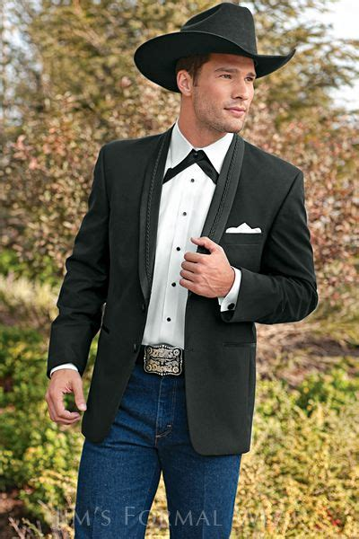 country style wedding tuxedos 17 best images about black tuxedo western wedding wear on