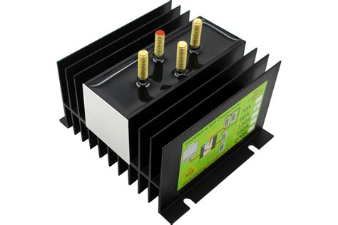 how does a split charge diode work split charge diodes 70 200a 2 3 outputs sterling power products