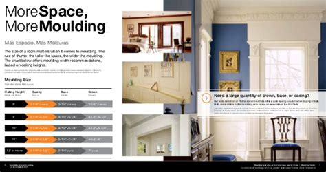 the home depot moulding catalog
