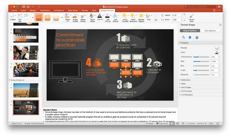 design powerpoint 2016 what s new in powerpoint 2016 for mac office blogs