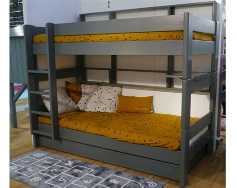 Separable Bunk Beds Dominique 166 Bunk Bed Separable Mathy By Bols