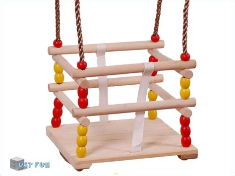 wooden baby swing wooden baby swing seat plans woodworking projects plans