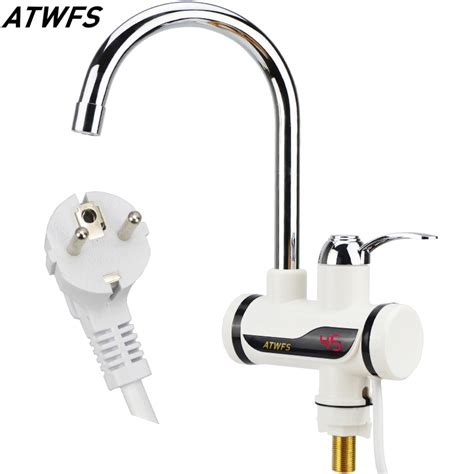 Faucet Water Heater by Instant Tankless Water Heater Tap Instantaneous Faucet