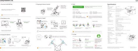 schematic layout en francais w3281705 phantom 3 se user manual users manual sz dji