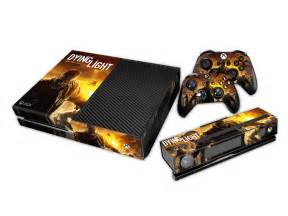 dying light console new arrival dying light for xbox one skin sticker two