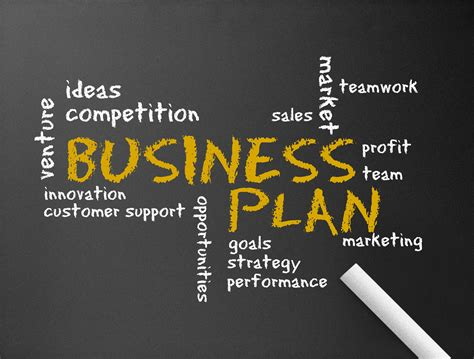 Mission House Plans by Writing A Business Plan Small Business Resource Center