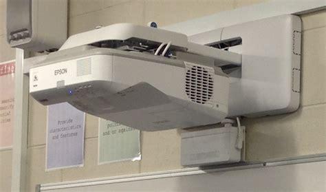 Projector Epson Eb 695wi tech refresh with epson eb 695wi at penola catholic